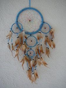 Dromenvangers en indianenmaskers